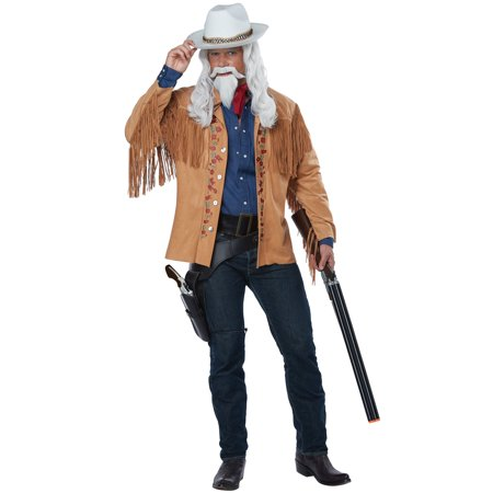 Wild West Female Costumes (Wild West Showman/Buffalo Bill Adult)
