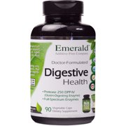 Emerald Labs Digestive Health -- 90 Vegetable Capsules