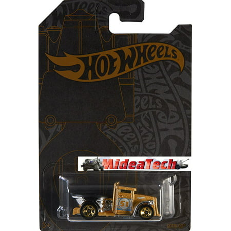 2019 Hot Wheels 51st Anniversary Satin & Chrome Series Gotta Go Chase 1/64 Scale Diecast Model Car