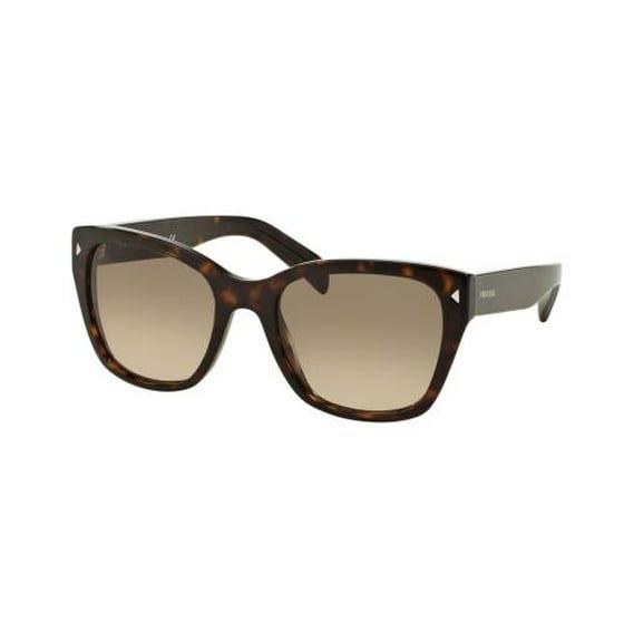 9273a578a7ee Prada - PRADA Sunglasses PR 09SS UE04K0 Spotted Brown Pink 54MM -  Walmart.com