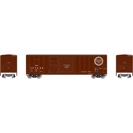 Athearn 24240 N Missouri Pacific 50 Fmc Combo Door Box Car  367258