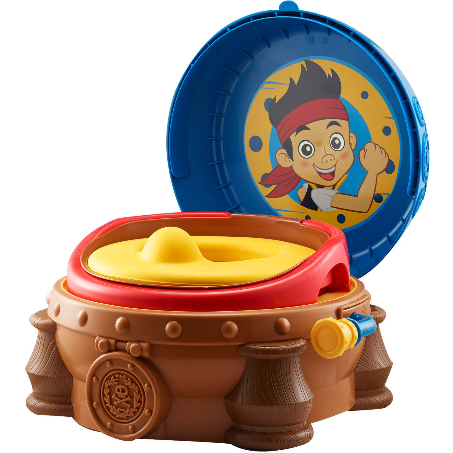 The First Years Disney Junior Jake and the Never Land Pirates  3-in-1 Potty System