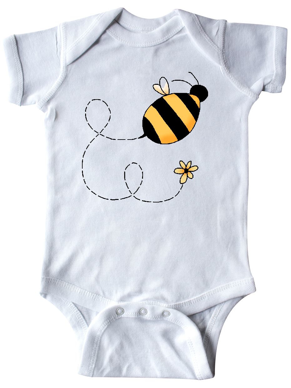 inktastic Buzzing Bee Toddler T-Shirt