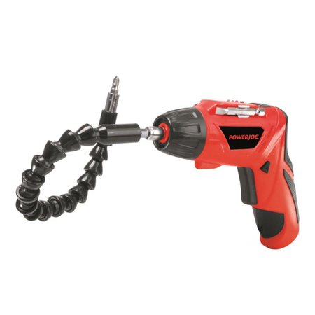 4 V Lithium-Ion Cordless Rotating Pivot Screwdriver kit Cordless Drywall Screwdriver Kit