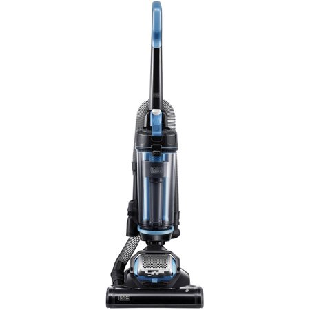 Black And Decker Air Swivel Lite Ultralight Upright Vacuum Cleaner