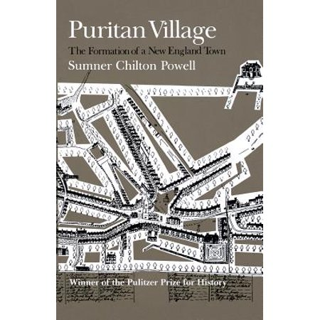 Puritan Village : The Formation of a New England