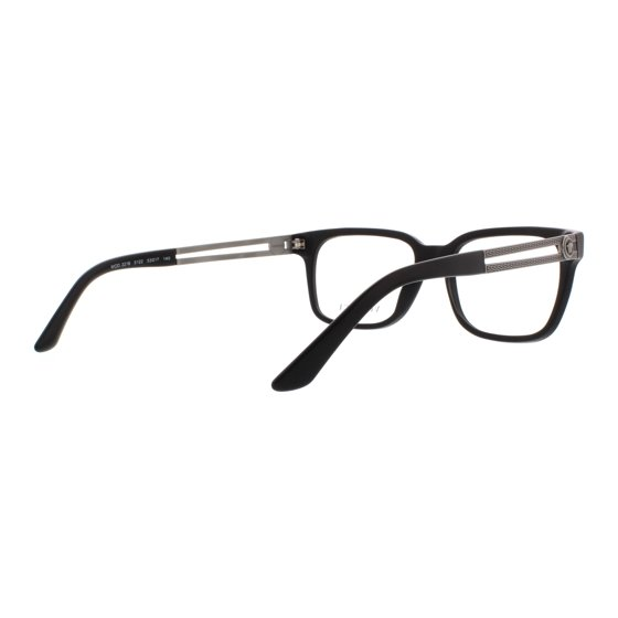 806f92325be45 VERSACE Eyeglasses VE3218 5122 Black Sand 53MM - Walmart.com