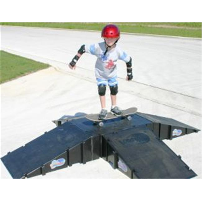 Landwave LW4PYR Expandable Ramp System 4 Sided Pyramid Kit