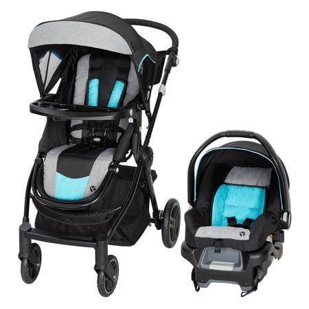 Baby Trend City Clicker Pro Travel System - Soho Blue