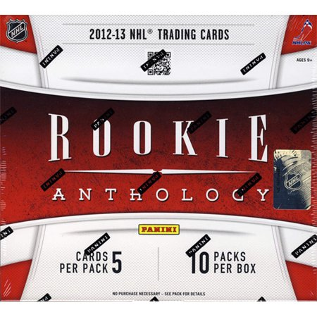 2012-13 Panini Rookie Anthology Hobby Hockey Box