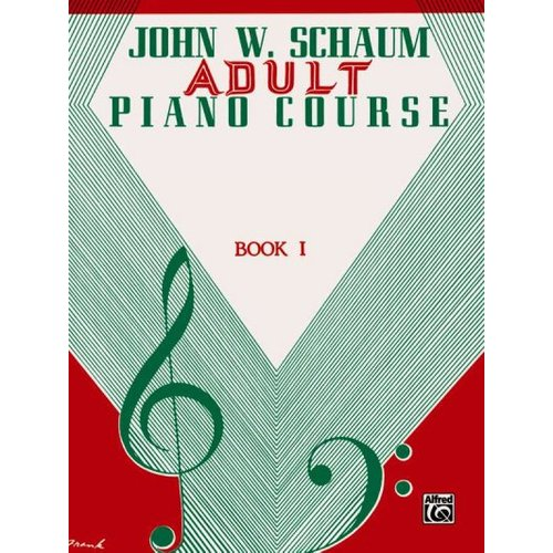 John W. Schaum Adult Piano Course