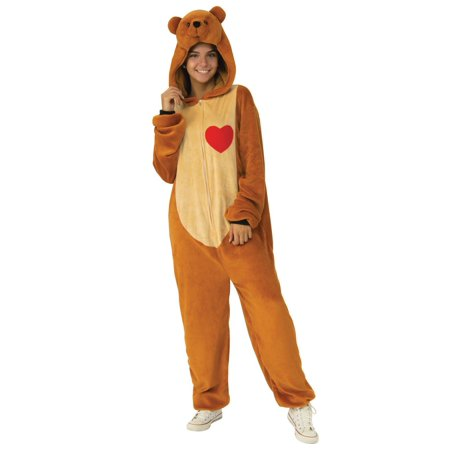 Teddy Bear Comfy Wear Adult Costume ()