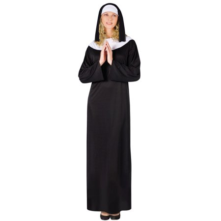 Nun Costume - Halloween Nun Costumes