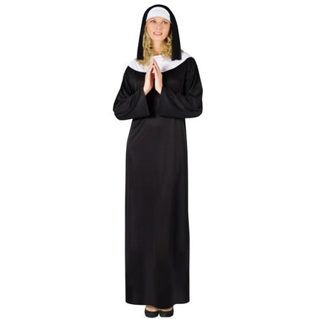 Nun Costume (Best Women's Costume Ideas)