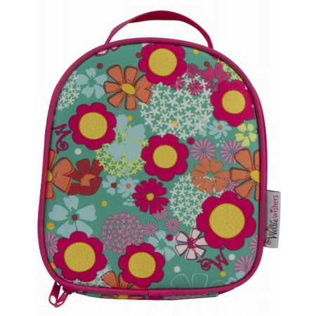 American Girl Wellie Wishers Lunch Box Insulated Floral Lunch Bag (American Girl Store Orange County)