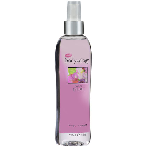 Bodycology Sweet Petals Fragrance Mist, 8 fl oz