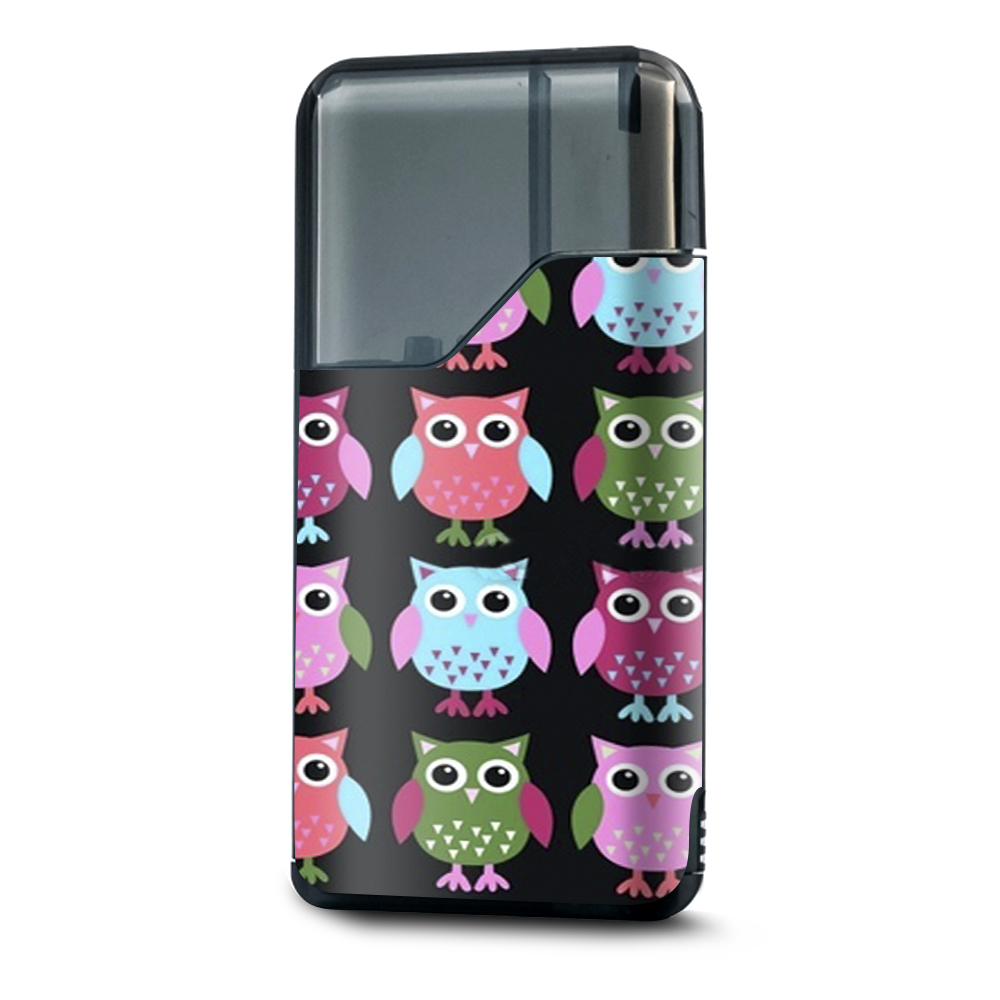 Skin Decal Vinyl Wrap for Suorin Air Kit Vape skins stickers cover / Cute Owls