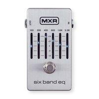 Dunlop MXR M109S Six-Band Graphic EQ Guitar Pedal