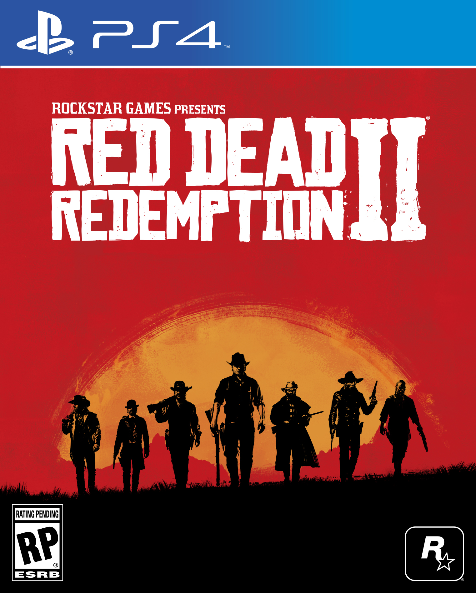 Red Dead Redemption 2 (Playstation 4) by Rockstar Games