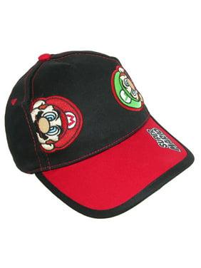 Product Image Best Gift Boy Girls Children Super Mario Cap Baseball Cap  Adjustable Hat age 2-6 28441301686d