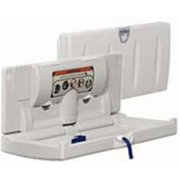 Diaper Changing Station Continental Commercial 8252-H 020027204434