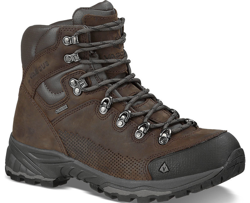Vasque Men's ST ELIAS GTX Brown Hiking Boot 11 M by Vasque Footwear