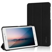 "Galaxy Tab A 7.0 Case, JETech Slim-Fit Lightweight Case Cover for Samsung Galaxy Tab A 7.0"" (SM-T280 / T285) Tablet with Stand Function (Black) - 3602"