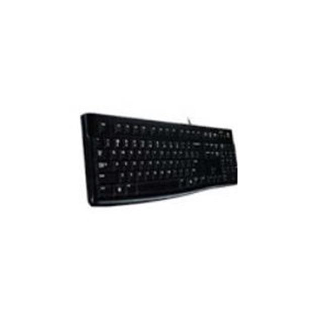 Logitech K120-mk120 Custom Keyboard Cover. Keeps Keyboards Free From Liq - by ServerUSA