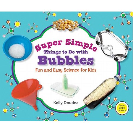 Fun Halloween Things To Do With Kids (Super Simple Things to Do with Bubbles : Fun and Easy Science for)