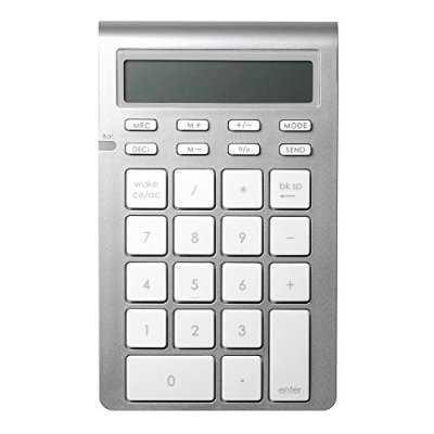Satechi Keypad for iMac, MacBook Air, MacBook Pro, MacBook, and Mac Mini (Wireless)