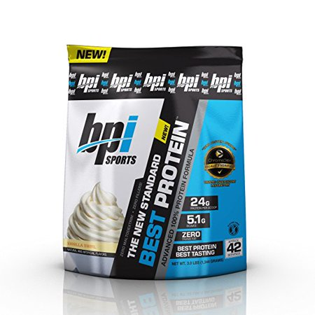 Bpi Sports Advanced 100 Best Protein Formula Vanilla Swirl 3 Pound