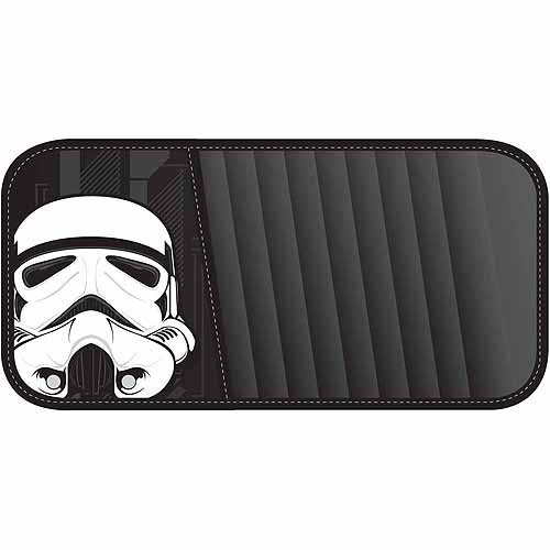 Plasticolor CD Visor Organizer, Star Wars Stormtrooper