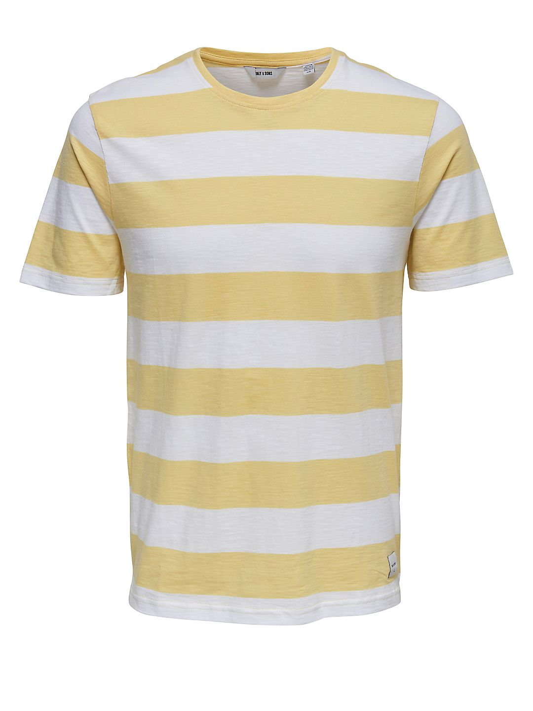 Stripe Cotton Tee