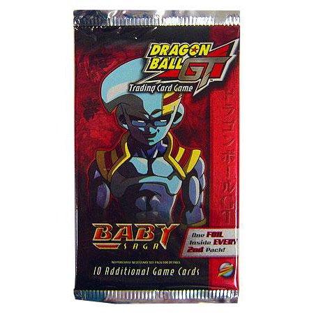 Dragon Ball Gt Baby Saga - Dragon Ball GT Trading Card Game Baby Saga Booster Pack