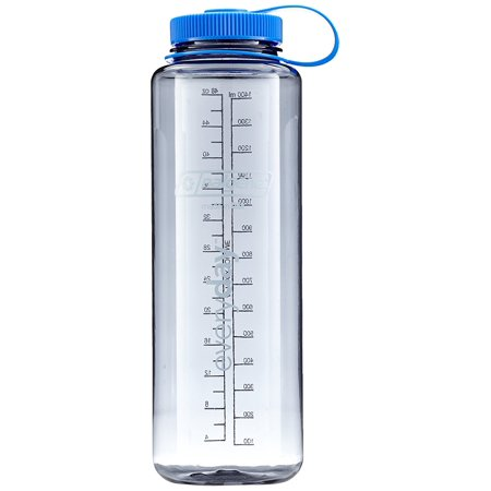 Silo Water Bottle Grey/340606 Black One Size, Large opening easily accommodates ice cubes, fits most water filters and purifiers, and makes hand washing a breeze..., By (Best Water Bottle Purifiers)
