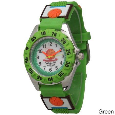 Olivia Pratt  Kids' Basketball Watch