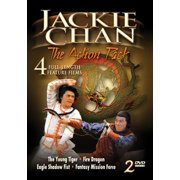 Jackie Chan: The Action Pack (DVD) by Timeless Media Group