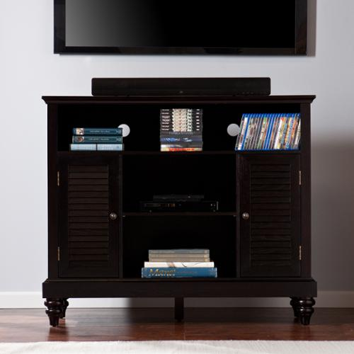 Harper Blvd  Louvered-Door TV Console OS3399SM