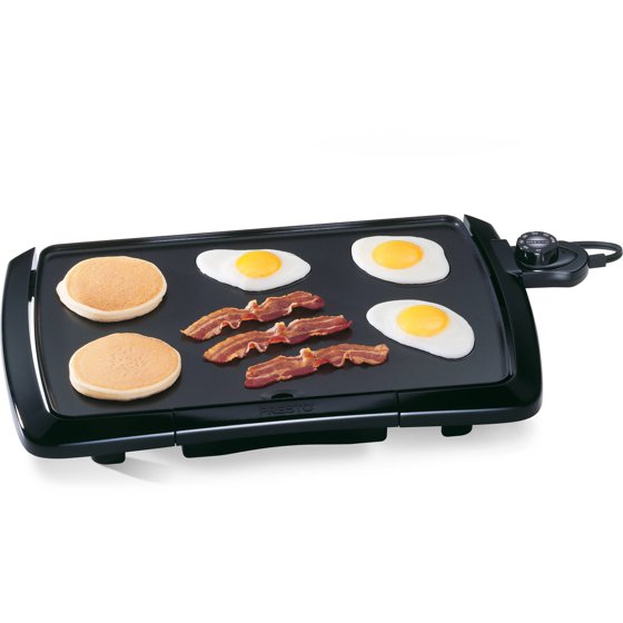 Presto Cool Touch Electric Griddle 07047 Walmart Com