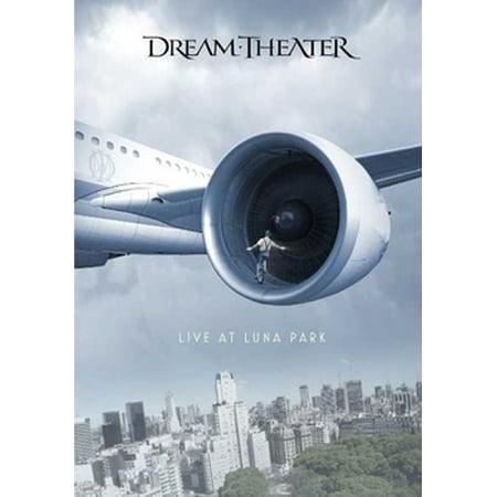 DREAM THEATER-LIVE AT LUNA PARK (2DVD/3CD COMBO) (DVD)