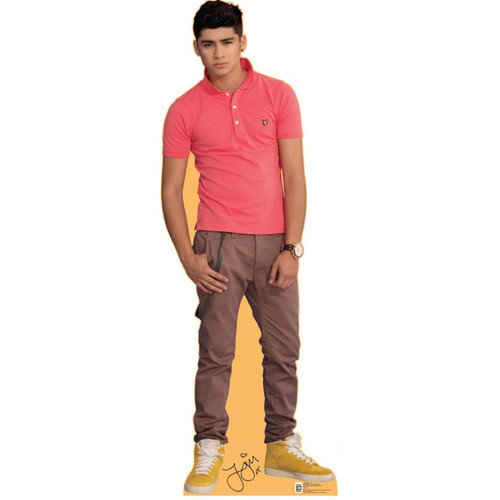 Advanced Graphics One Direction - Zayn Lifesized Stand-Up