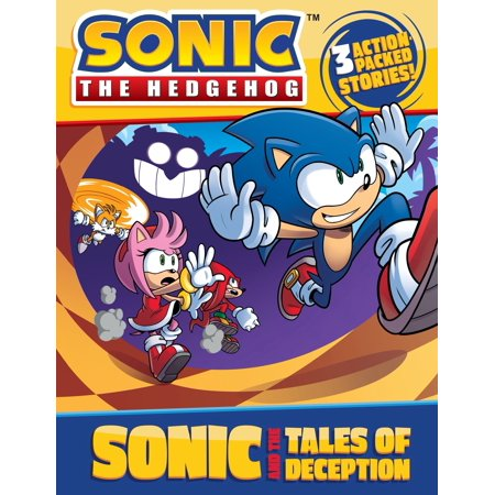 Sonic and the Tales of Deception (Sonic And The Black Knight Sir Lamorak)