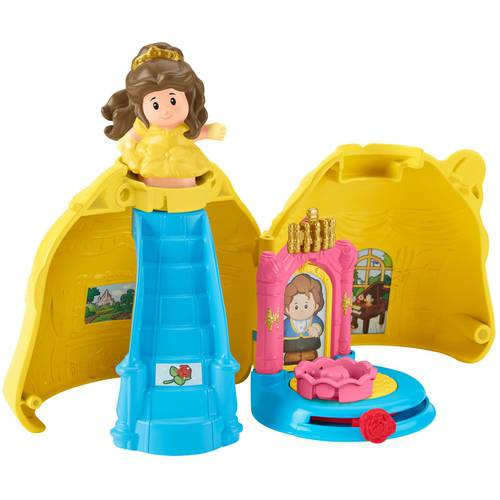 Fisher-Price Little People Disney Princess Belle Dress