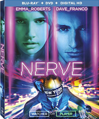 Nerve (Blu-ray + DVD)