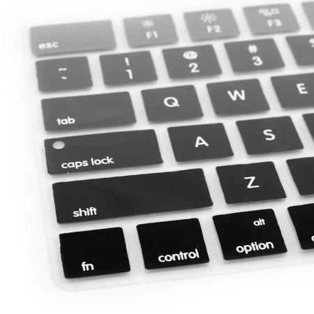 Ordinateur sans Fil Silicone Film Protection Clavier Soup Gris Couvercle pour iMac - image 2 de 3