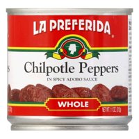 (3 Pack) La Preferida Chipotle Peppers With Adobo Sauce, 11 Oz