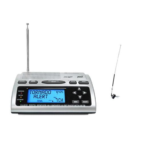 Midland WR300 + (1) 18259W Weather Radio