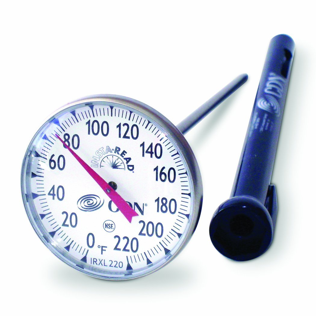 Click here to buy CDN IRXL220 0 220 F Cooking Thermometer by CDN.