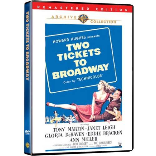 Two Tickets To Broadway (Full Frame)