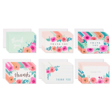 American Greetings 48-Count Assorted Thank You Greeting Cards - Pokemon Thank You